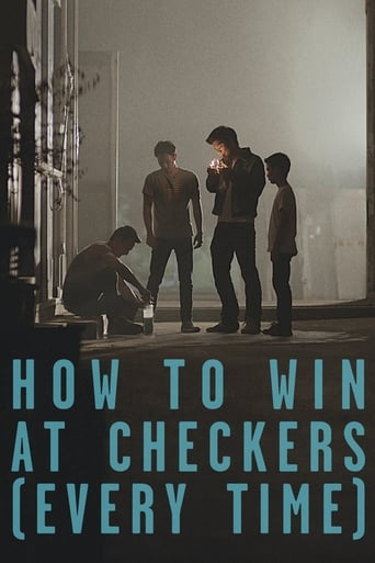 How to Win at Checkers (Every Time) poster