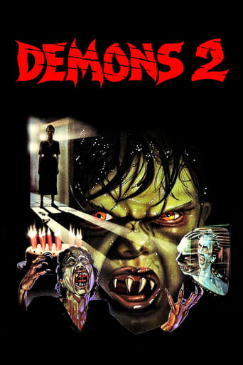 Poster of Demons 2