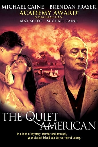 Poster of The Quiet American
