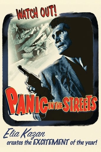Panic in the Streets Poster