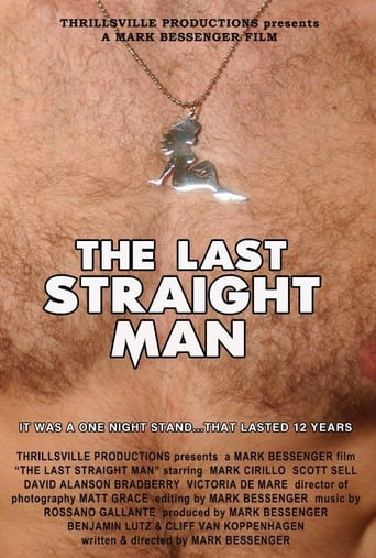 Poster of The Last Straight Man