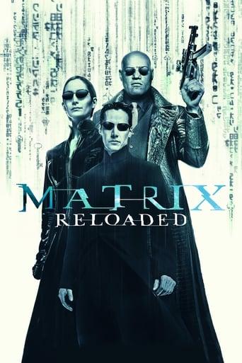 Poster of Matrix Reloaded