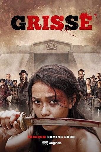 Grisse 1ª Temporada - Poster