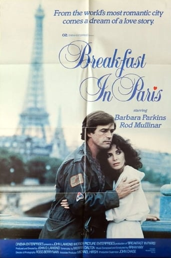 Poster of Breakfast in Paris