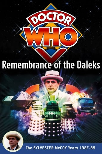 Poster of Doctor Who: Remembrance of the Daleks