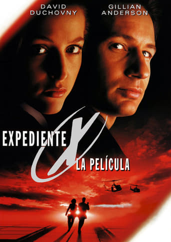 Poster of Expediente X - Enfréntate al futuro