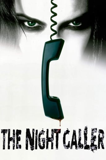 Poster of The Night Caller