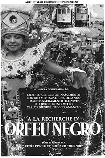 Poster of Looking for Black Orpheus