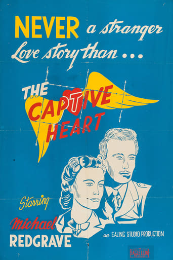 Poster of The Captive Heart
