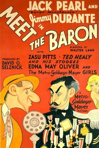 Poster of Meet The Baron