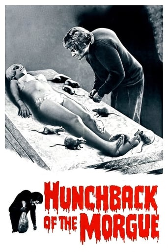 Poster of Hunchback of the Morgue