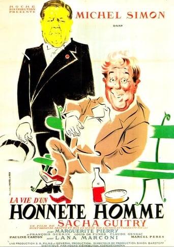 Poster of La vie d'un honnête homme