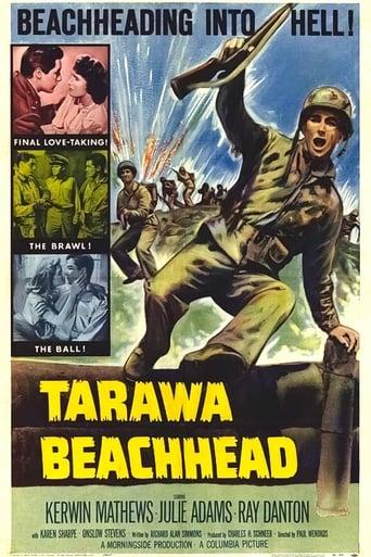 Poster of Tarawa Beachhead