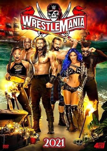 Poster of WWE: WrestleMania 37 (Night 1)