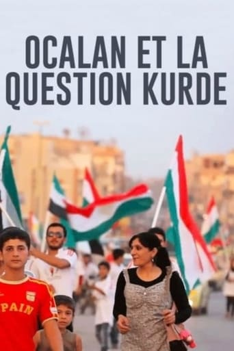 Poster of Öcalan and the Kurdish question