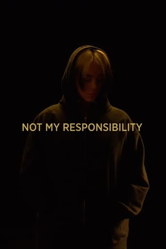Poster of NOT MY RESPONSIBILITY