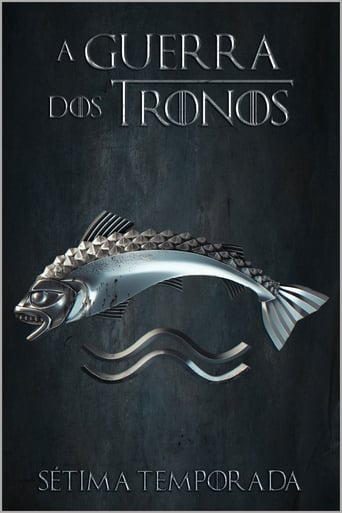Game of Thrones 7ª Temporada - Poster