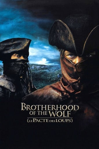 Poster of Brotherhood of the Wolf