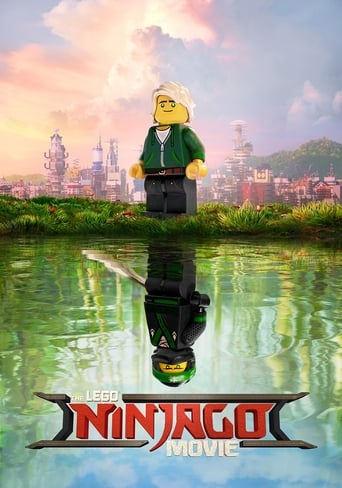 Poster of The LEGO Ninjago Movie