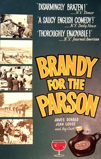 Poster of Brandy for the Parson