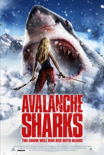 Poster of Avalanche Sharks