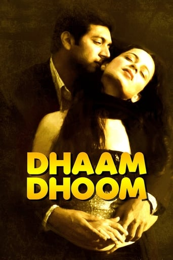 Poster of Dhaam Dhoom