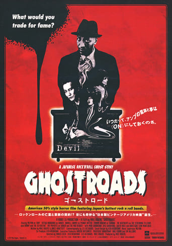 Poster of Ghostroads