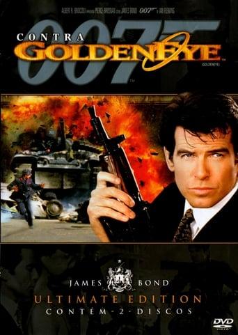 007 Contra GoldenEye - Poster