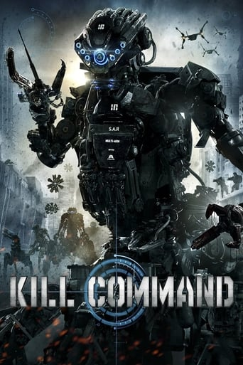 Poster of Kill Command