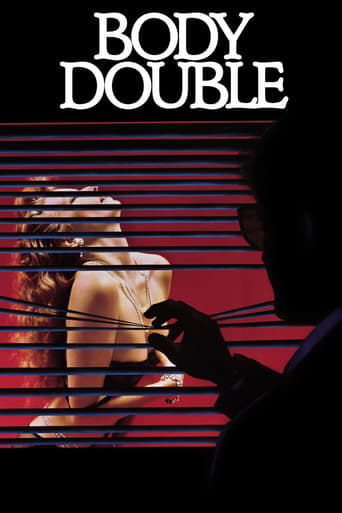 Poster of Body Double