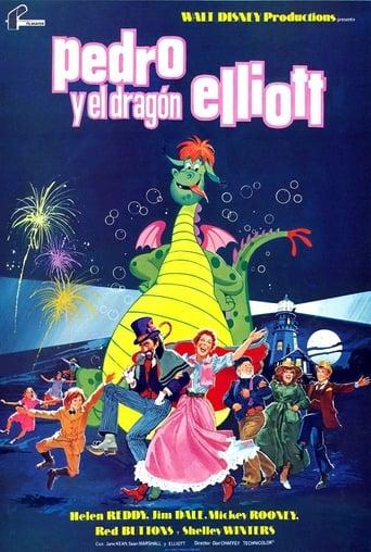 Poster of Pedro y el dragón Elliot