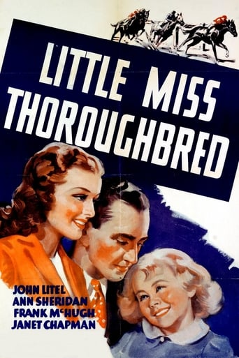Poster of Little Miss Thoroughbred