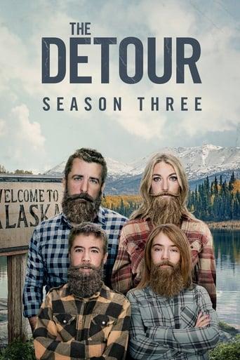 The Detour 3ª Temporada - Poster