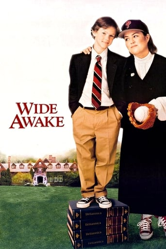 Poster of Wide Awake