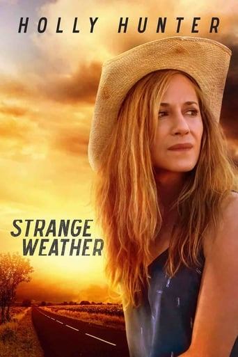 Poster of Strange Weather