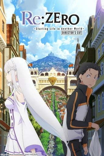 Poster of Re:ZERO -Starting Life in Another World- Director's Cut