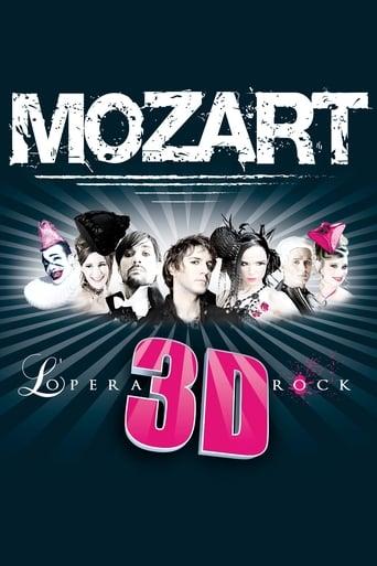Mozart l'opéra Rock 3D