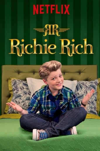 Poster of Richie Rich