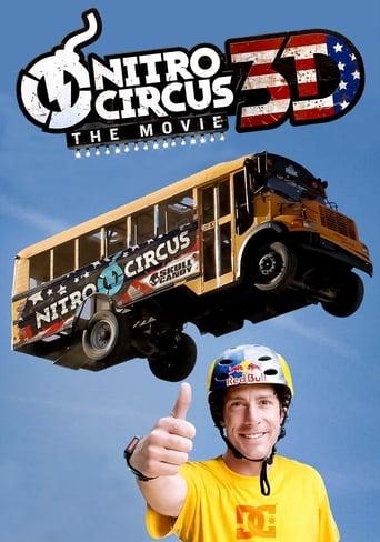 Nitro Circus: O Filme - Poster