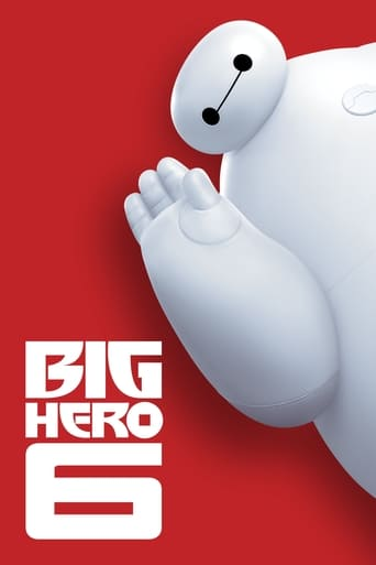 Poster of Big Hero 6