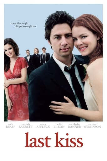 Poster of Last kiss