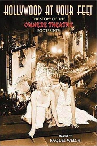 Hollywood at Your Feet: The Story of the Chinese Theatre Footprints