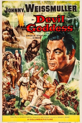 Poster of Devil Goddess