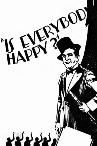 Poster of Is Everybody Happy?