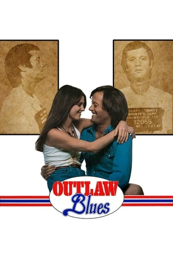 Poster of Outlaw Blues