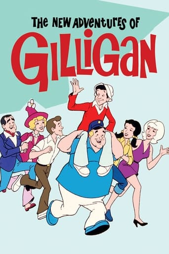 Poster of The New Adventures of Gilligan
