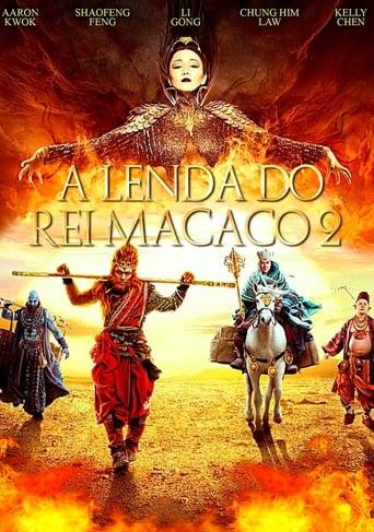 O Rei Macaco 2: A Lenda Continua - Poster