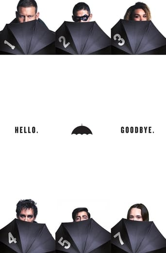 Poster of The Umbrella Academy