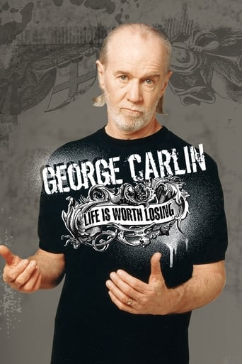 Watch George Carlin: Life Is Worth Losing Online