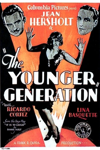 Poster of The Younger Generation